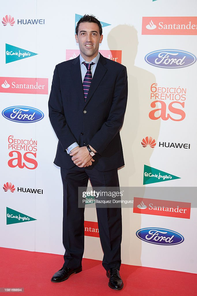 Jose Luis Abajo attends 'As Del Deporte' Awards 2012 at The Westin Palace Hotel on December 10, 2012 in Madrid, Spain.