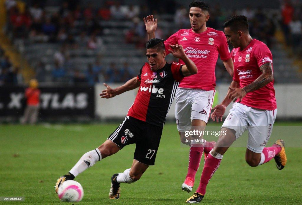 Atlas v Morelia - Torneo Apertura 2017 Liga MX