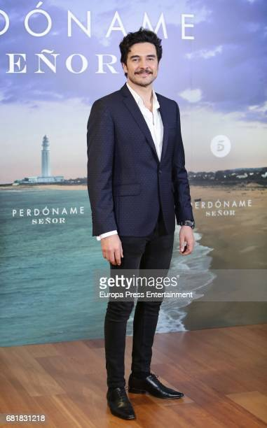 Jose Manuel Seda attends the 'Perdoname Senor' photocall at Mediaset Studios on May 10 2017 in Madrid Spain