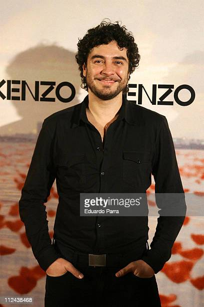 Jose Manuel Seda during Kenzo Summer Party in Madrid Spain