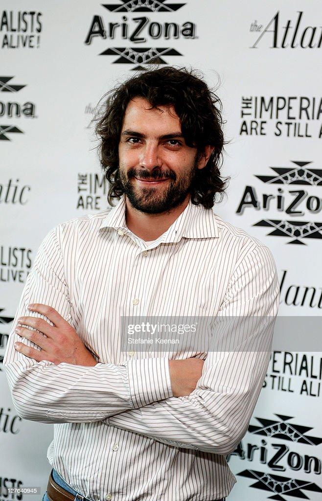 Jose Maria De Tavira attends The Atlantic Magazine And AriZona Beverages Los Angeles Premiere Of 'The Imperialists Are Still Alive!' at Soho House on April 19, 2011 in West Hollywood, California.