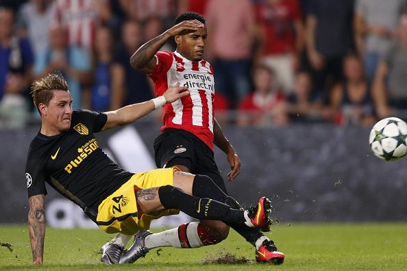 UEFA Champions League - 'PSV v Atletico Madrid' : News Photo