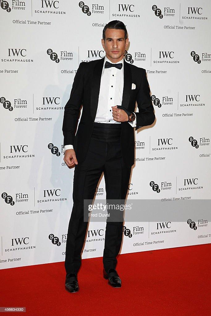 IWC Gala Dinner In Honour Of The BFI - Red Carpet Arrivals - BFI London Film Festival