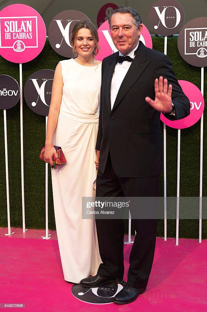 Jose Maria Michavila attends 'Yo Dona' International awards on June 27, 2016 in Madrid, Spain.