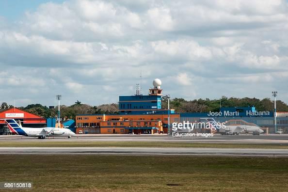 Jose Marti airport Havana Cuba