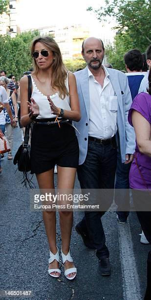 Jose Miguel Fernandez Sastron attends Bruce Springsteen's concert at Santiago Bernabeu stadium on June 17 2012 in Madrid Spain