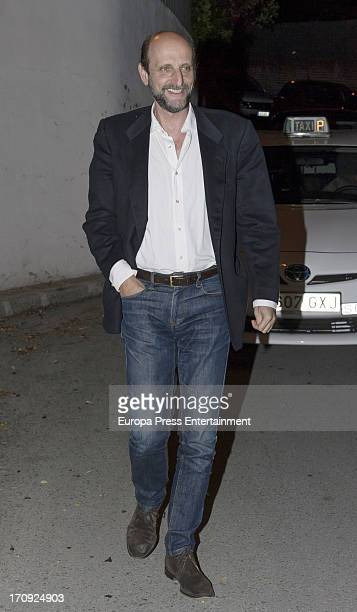 Jose Miguel Fernandez Sastron attends the 40th birthday of Beltran Gomez Acebo on May 31 2013 in Madrid Spain