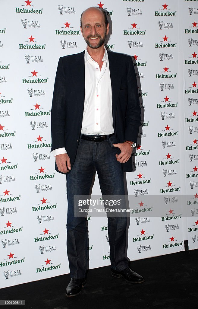 Jose Miguel Fernandez Sastron attends the Heineken Private Party on May 20, 2010 in Madrid, Spain.