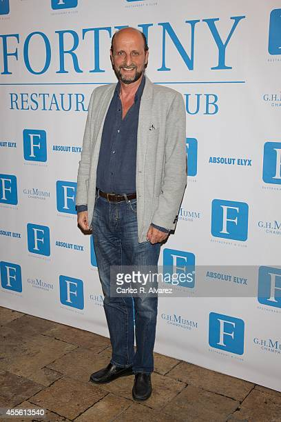 Jose Miguel Fernandez Sastron attends the 'Rentree in Fortuny' party at the Fortuny Club on September 17 2014 in Madrid Spain