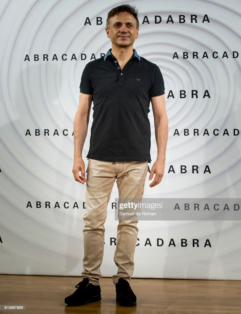 Jose Mota during 'Abracadabra' Madrid Photocall on July 17, 2017 in Madrid, Spain.