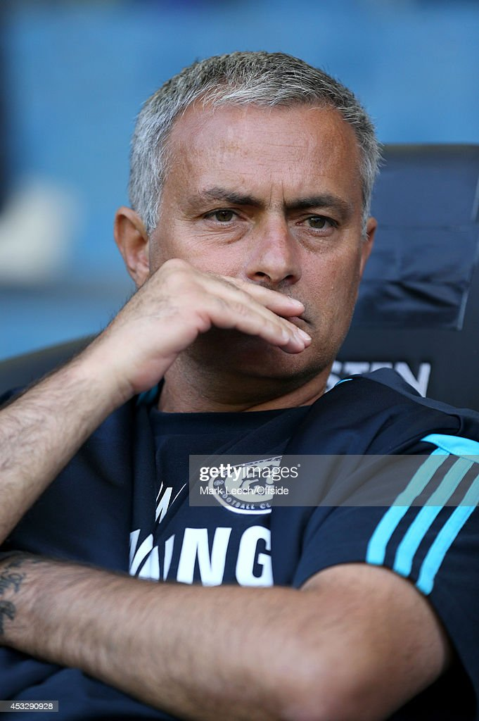 Jose Mourinho, Manager of Chelsea during the pre season friendly match between Vitesse Arnhem and Chelsea at the Gelredome Stadium on July 30, 2014 in Arnhem, Netherlands.