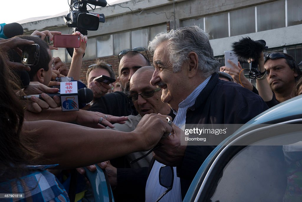 Election Day in Uruguay