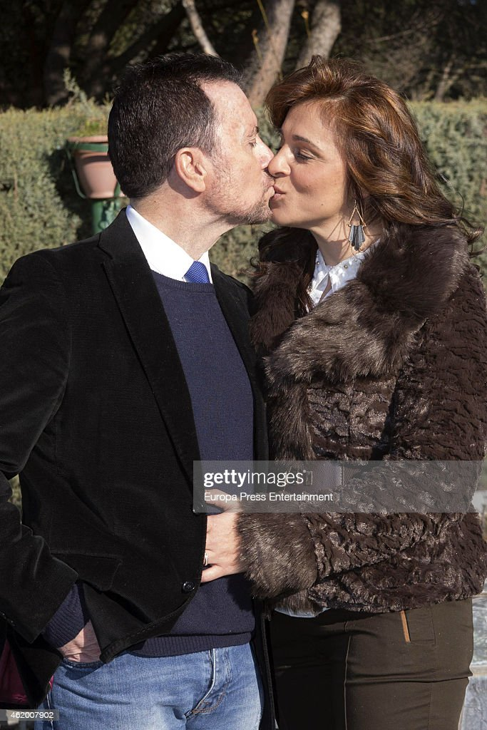 Jose Ortega Cano Sighting In Madrid - January 06, 2015
