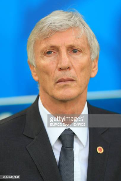Jose Pekerman Colombia manager