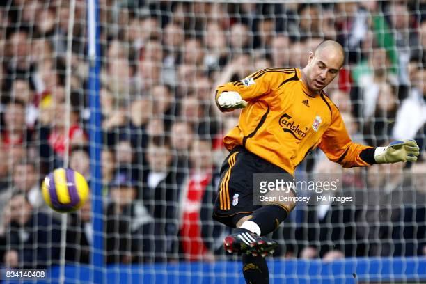Jose Reina Liverpool