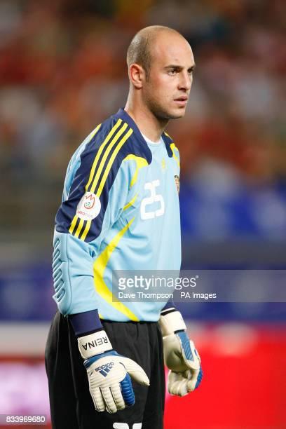 Jose Reina Spain