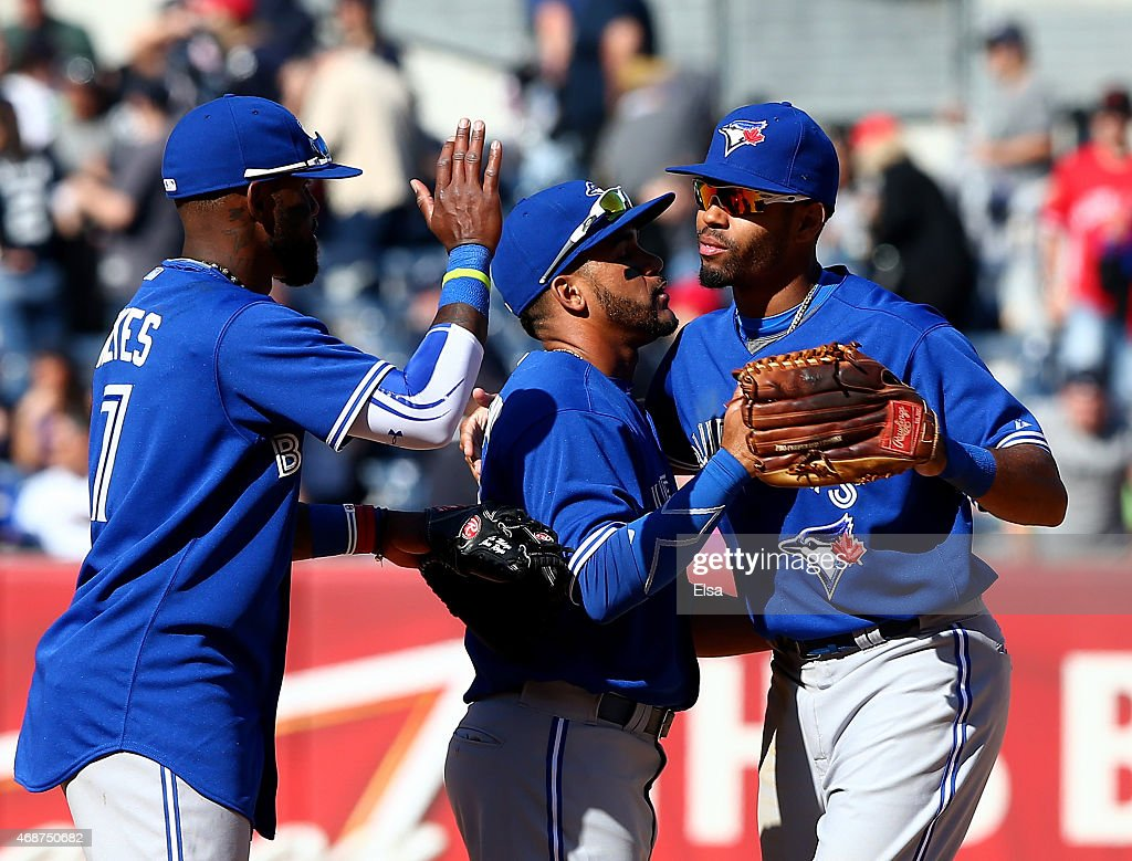 Toronto Blue Jays v New York Yankees