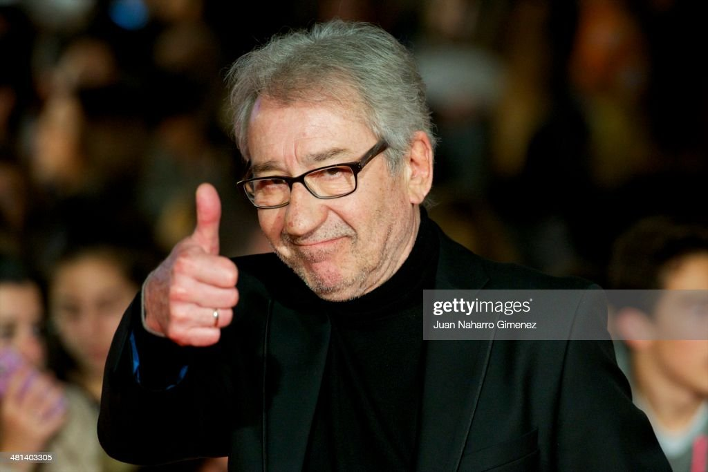 Jose Sacristan attends the 17th Malaga Film Festival 2014 closing ceremony at the Cervantes Theater on March 29, 2014 in Malaga, Spain.