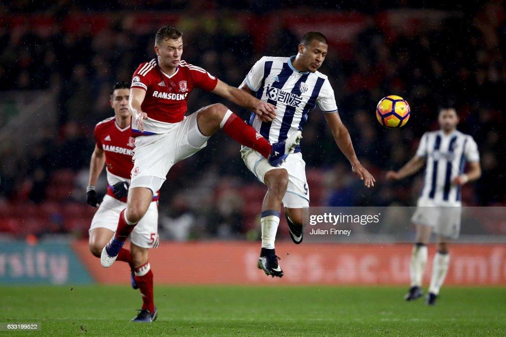 Middlesbrough v West Bromwich Albion - Premier League