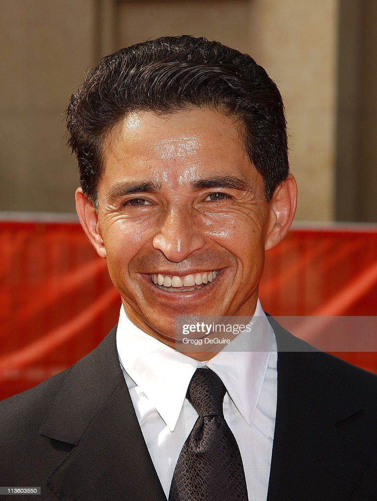 <a gi-track='captionPersonalityLinkClicked' href=/galleries/search?phrase=Jose+Santos&family=editorial&specificpeople=233439 ng-click='$event.stopPropagation()'>Jose Santos</a> during 2003 ESPY Awards - Arrivals at Kodak Theatre in Hollywood, California, United States.