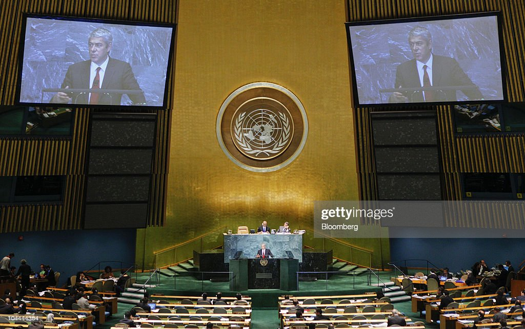 65th United Nations General Assembly Convenes