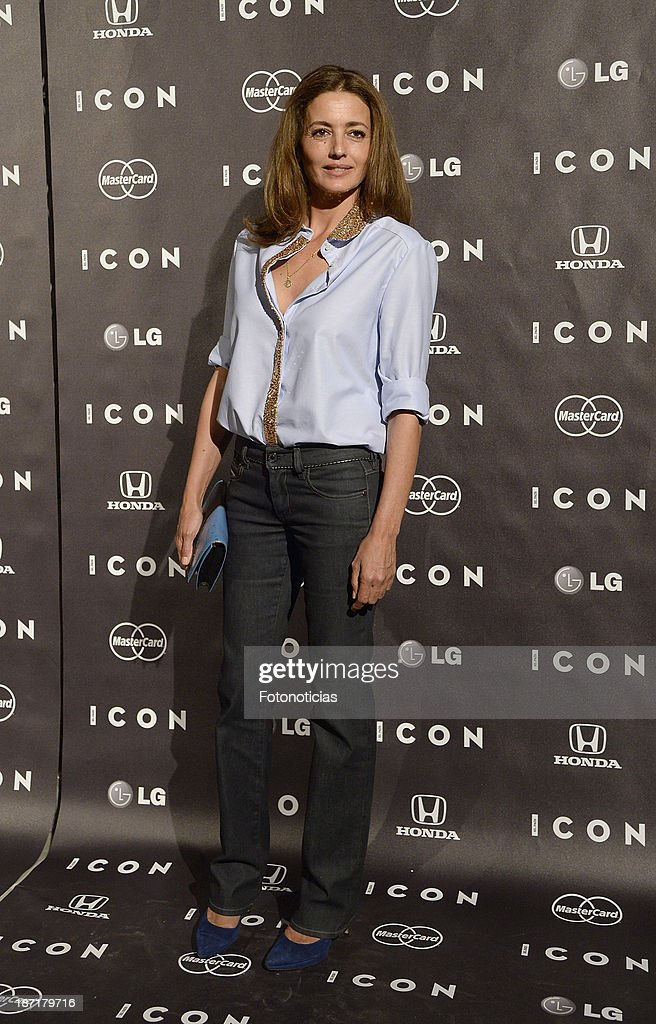 Jose Toledo attends 'Icon' magazine launch party at the Circulo de Bellas Artes on November 6, 2013 in Madrid, Spain.