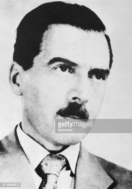 Josef Mengele in Paraguay in 1960 The doctor from the death camp at Auschwitz escaped prosecution and died in 1979