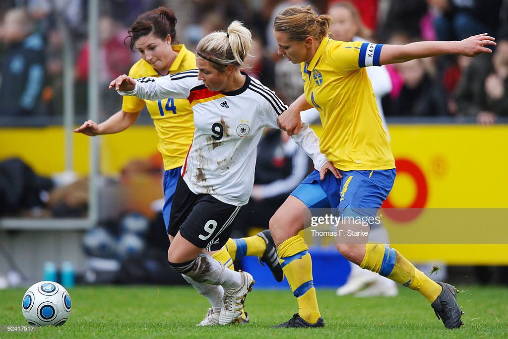 U20 Germany v U23 Sweden - Women International Friendly