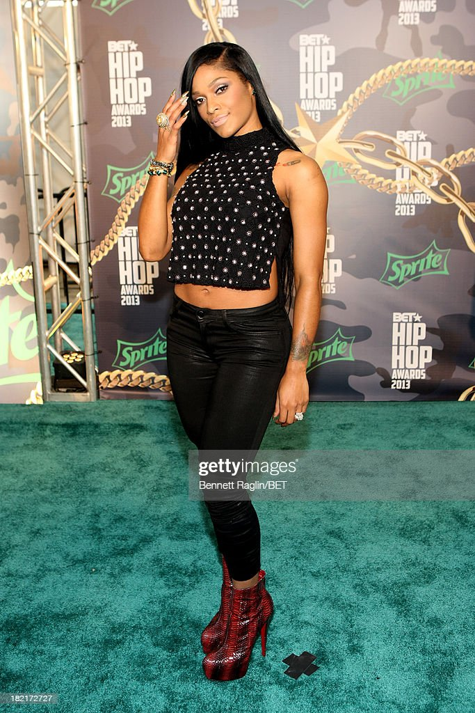 BET Hip Hop Awards 2013 - Red Carpet