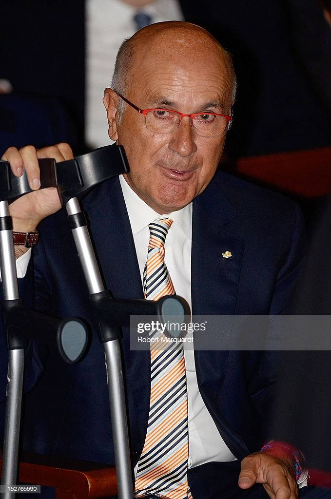 <a gi-track='captionPersonalityLinkClicked' href=/galleries/search?phrase=Josep+Antoni+Duran+i+Lleida&family=editorial&specificpeople=4215869 ng-click='$event.stopPropagation()'>Josep Antoni Duran i Lleida</a> attends the 'IV Premi International Conde de Barcelona' on September 25, 2012 in Barcelona, Spain.
