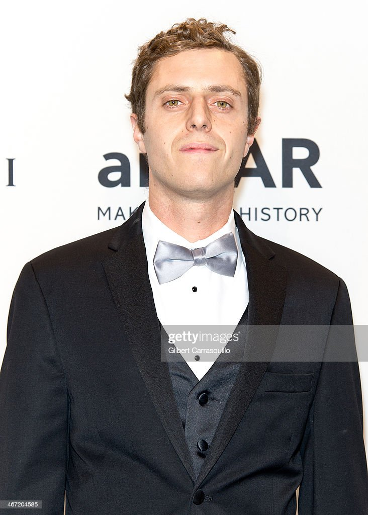 Josep Ferrer attends the 2014 amfAR New York Gala at Cipriani Wall Street on February 5, 2014 in New York City.
