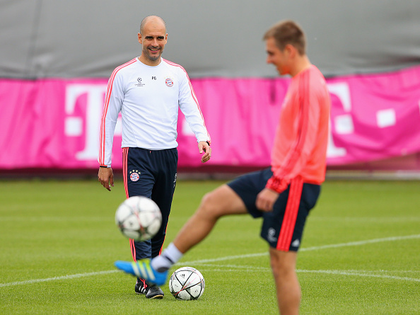 FC Bayern Muenchen - Training & Press Conference : News Photo