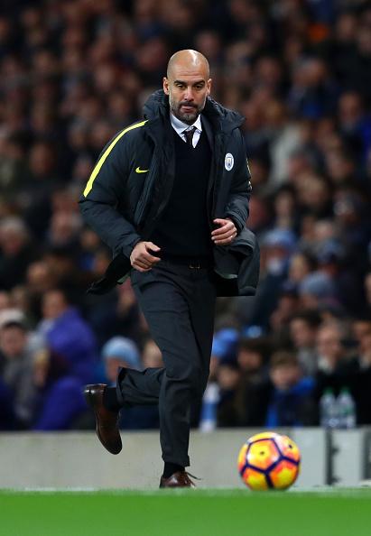 Manchester City v Watford - Premier League : News Photo