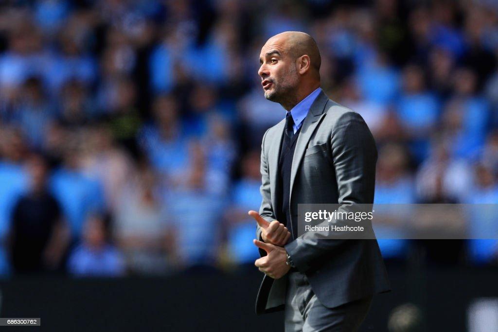 Watford v Manchester City - Premier League : News Photo