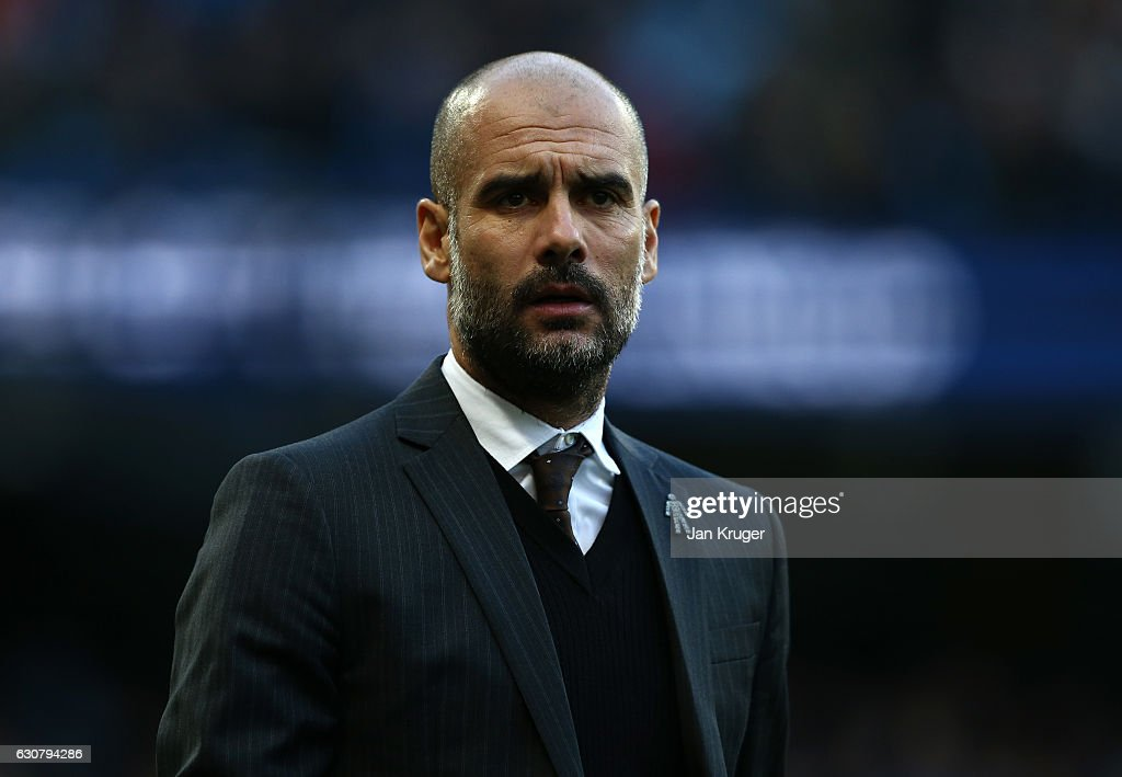 Manchester City v Burnley - Premier League : News Photo