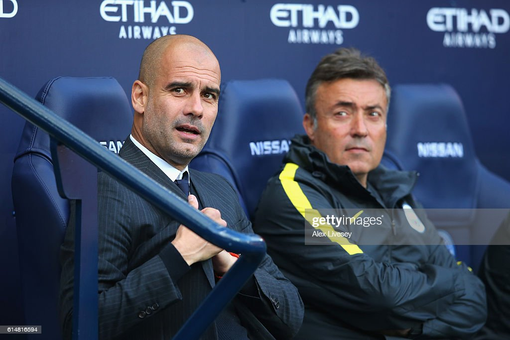 Manchester City v Everton - Premier League : News Photo