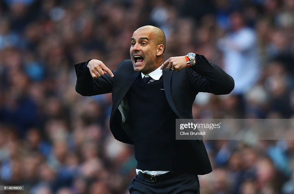 Manchester City v Everton - Premier League