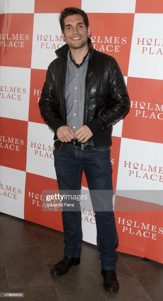 Josep Lobato attends 'iDance' opening photocall at Holmes Palace on March 21, 2014 in Madrid, Spain.