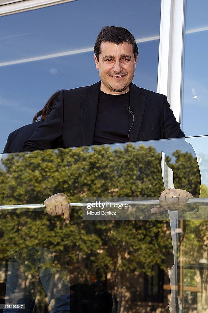 Josep Roca attends 'El Somni', 'The Dream' Gastronimic Opera Performance on May 6, 2013 in Barcelona, Spain.