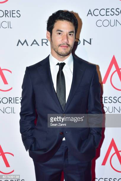 Joseph Altuzarra attends 21st Annual Ace Awards at Cipriani 42nd Street on August 7 2017 in New York City