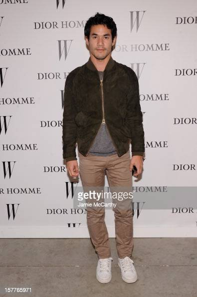 Joseph Altuzarrra attends the World Premiere of Bruce Weber's Film 'CAN I MAKE THE MUSIC FLY' hosted by DIOR Homme's Kris Van Assche Bruce Weber W...