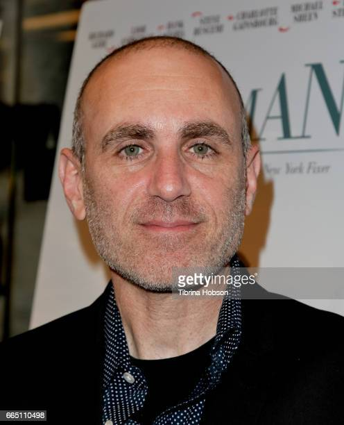 Joseph Cedar attends the premiere and prereception for Sony Pictures Classics' 'Norman' at Linwood Dunn Theater at the Pickford Center for Motion...