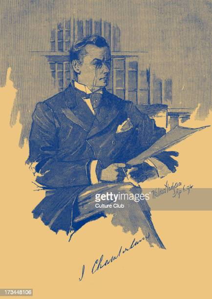 Joseph chamberlain the father of imperialism
