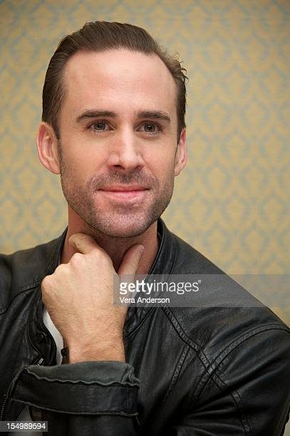 Joseph Fiennes at the 'American Horror Story' Press Conference at the Four Seasons Hotel on October 26 2012 in Beverly Hills California