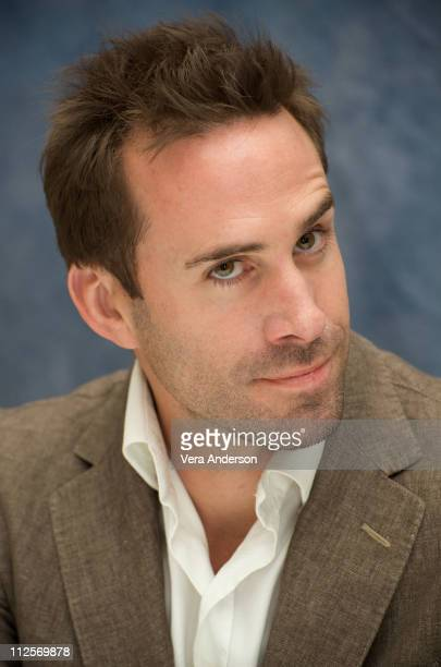 Joseph Fiennes at the 'FlashForward' press conference at the Four Seasons Hotel on October 7 2009 in Beverly Hills California