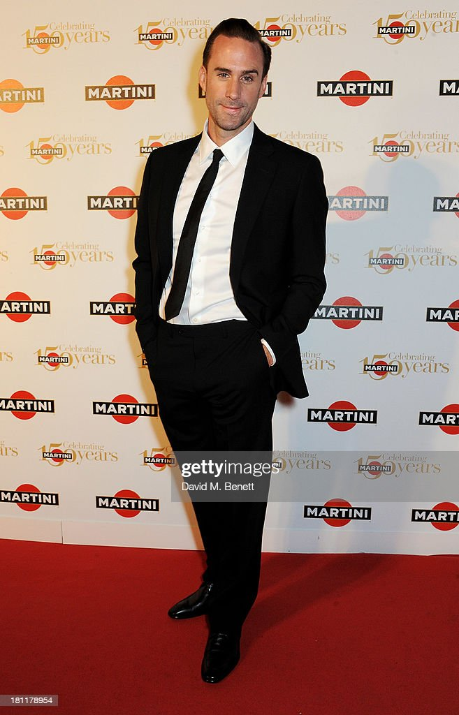 <a gi-track='captionPersonalityLinkClicked' href=/galleries/search?phrase=Joseph+Fiennes&family=editorial&specificpeople=211171 ng-click='$event.stopPropagation()'>Joseph Fiennes</a> attends the MARTINI 150 anniversary gala at Villa Erba, Lake Como on September 19, 2013 in Como, Italy.