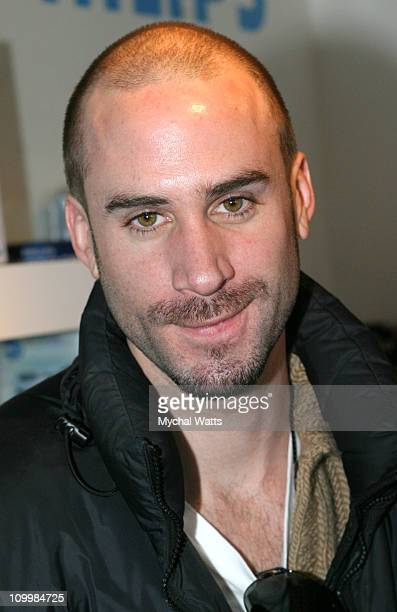 Joseph Fiennes during 2006 Park City Philips Lounge at Village at the Lift Day 6 at Village at the Lift in Park City Utah United States