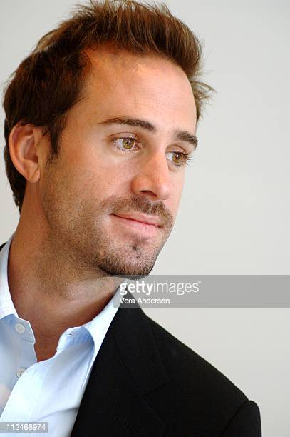 Joseph Fiennes during 'The Great Raid' Press Conference with Connie Dielsen Joseph Fiennes John Dahl and Marty Katz at Four Seasons Hotel in Beverly...