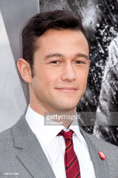 Joseph GordonLevitt attends 'The Dark Knight Rises' world premiere at AMC Lincoln Square Theater on July 16 2012 in New York City