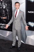 Joseph GordonLevitt attends 'The Dark Knight Rises' world premiere at AMC Lincoln Square Theater on July 16 2012 in New York City